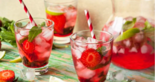 Seven Most Hydrating Drinks Besides Water